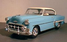 John's Home Page Chevy Models, Plastic Model Cars, Chevrolet Bel Air, Model Pictures, Scale Models, Cars Motorcycles, Vintage Cars, Cool Cars, Classic Cars