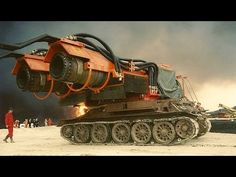 The Most Powerful Fire Truck in The World