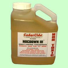 NOCDOWN III Organic Grub Control, NOCDOWN III Organic Grub Control is an all-natural, highly concentrated solution for stopping the cycle of destruction caused by grubs. Its pleasant cedar odor is repulsive to Japanese beetles, the nu Snake Repellant, Insect Repellent, Keep Snakes Away, Types Of Snake, Cedar Oil, Japanese Beetles, Garden Guide, Flea And Tick, Pest Control