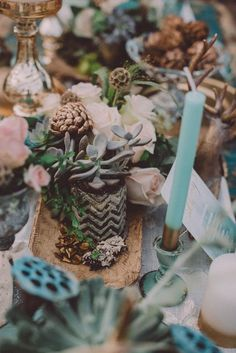 Boho-Chic Wedding St