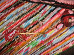 magic yarn ball crochet blanket - Google Search
