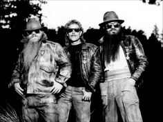 ZZ Top - Can't stop rockin'