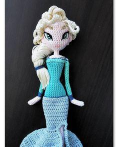 ♡ lovely crochet doll