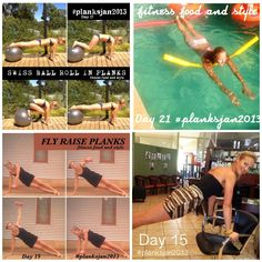 Fitness, Food and Style: Search results for planks