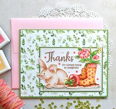Thanks - Suzy Plantamura for Simon Says Stamps Choose Joy March cardkit; Miss You Cards, Homemade Christmas Cards, Choose Joy, Butterfly Cards, Scrapbook Cards, Scrapbooking, Card Making Inspiration, Card Kit, Kids Cards