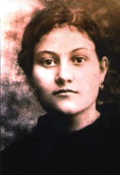 """Blessed Cecilia Eusepi--she called herself a """"half-stupid clown."""" She may have been the 20th century's Therese of Lisieux."""