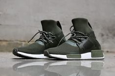 Cheap Adidas Originals NMD High Unisex shoes #army Only Price $62 To  Worldwide and Free