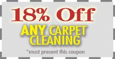 Carpet cleaning Sebastian FL coupon