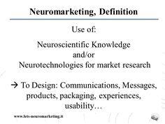 Neuromarketing  Market Research Marketing