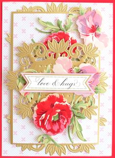 Anna Griffin 6 Piece Lace Edge Die Set for sale online Anna Griffin Inc, Anna Griffin Cards, Scrapbook Frames, Scrapbook Cards, Scrapbooking Layouts, Card Making Inspiration, Making Ideas, Christmas Scrapbook, Cards