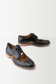 Cut Out Brogues