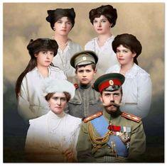 The Romanovs - the last imperial family. Tatiana Romanov, Anastasia Romanov, La Familia Romanov, Czar Nicolau Ii, Tsar Nicolas, Queen Victoria Family, Romanov Sisters, Grand Duchess Olga, House Of Romanov
