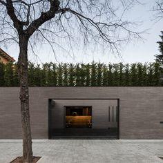 © Fernando Alda #designmk #design #architecture #privatehouse #FrancescRifeStudio #home #house #contemporaryhouse