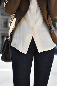 Clean and chic sophistication.