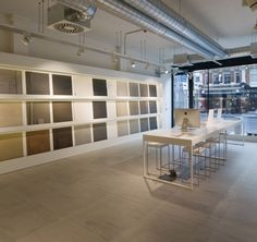 Mosa officially opens Flagship Showroom in London » Mosa. Tegels.