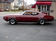 1969 olds 442 | 1969 Oldsmobile 442 Pictures