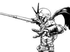 Kamen Rider X - 1 by Uky0.deviantart.com