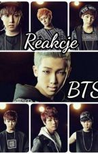 Reakcje BTS door Akiko92