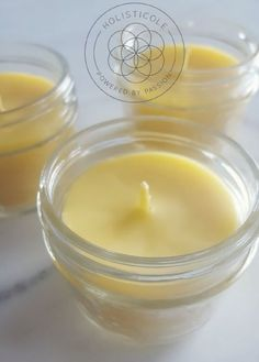 Make Your Own Beeswax Candles How To Make Beeswax Candles Makes three 8 ounce candles ml mason Homemade Essential Oils, Pure Essential, Homemade Coconut Oil, Candle Making Business, Homemade Candles, Diy Candles With Beeswax, Scented Candles, Essential Oil Candles, Aromatherapy Candles