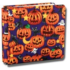 Halloween Scrapbook Ideas with albums, decorative embellishments, stickers, paper and plenty of ideas to get you started.