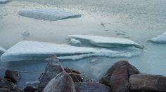 Ice-floe