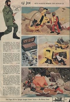 G.I. Joe / Spiegal 1972