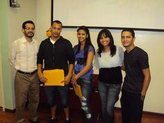 Participantes del Festival de Horro Comedia.