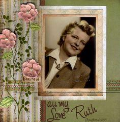 Smith+Ruth+Ginter - Scrapbook.com