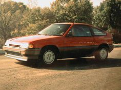 My 1986 Honda CRX in about 1994  | Car photo