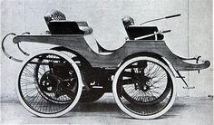 first Lanchester 1895