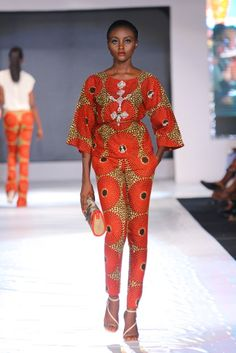 The GTB Lagos Fashion and Design Week 2013 is finally here and we share with you all the fabulous catwalk pictures. African Inspired Fashion, African Print Fashion, Africa Fashion, Ethnic Fashion, African Prints, African Wear, African Attire, African Women, African Dress
