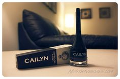 February 2013 Wantable.co Makeup Box: Cailyn Gel Eyeliner in Chocolate Mousse. The handy built-in applicator brush creates beautful dramatic lines that last all day. Price: $21.00/full size -- #beauty #wantable #makeup #eyeliner #gel #cailyn
