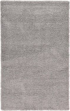 Affinity Hand-woven Silver Area Rug