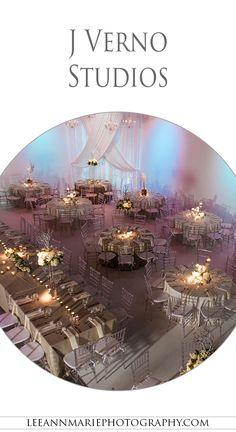 J Verno Studios Wedding Reception Photography by Leeann Marie, Wedding Photographers: http://www.leeannmariephotography.com