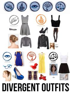 Divergent Outfits Divergent Outfits, Divergent Fashion, Fandom Outfits, Outfits For Teens, Stylish Outfits, Cute Outfits, Fashion Outfits, Halloween Outfits, Halloween 2018