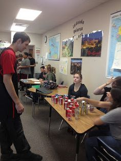 Flipping my Spanish Classroom: Cultural activities across the levels