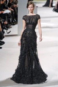 Elie Saab -- absolutely love this. so delicate.