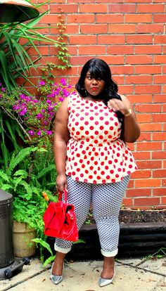 Plus Size Fashion Blogger Musings of a Curvy Lady