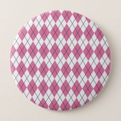 $4.47 (15% off) with #code STUCKONUZAZZ #70er #Muster #Pinky #Button #rabatt #disount #Zazzle.com https://www.zazzle.com/70er_muster_pinky_button-145147810849059005