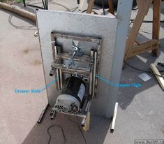 How To Make A Band Saw, Page 1