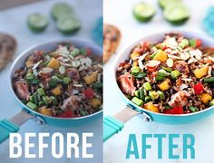 Food Photography: How to Edit Food Photos in Photoshop | Some the Wiser