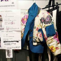 #bomberfever by @analocking   #couture #fashion #style #hautecouture #designer #design #runway #highfashion #luxury #fashionweek #pfw #fashiondesigner #collection #fashionshow #fashiondesign #backstage #nyfw #mbfw #beautiful #stylist #instafashion #mfw