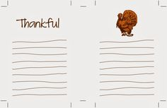 The Creative Place: Thanksgiving Printables and a Shop Coupon Code