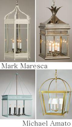 michael amato lantern lighting urban electric