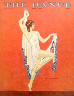 The Dance Magazine