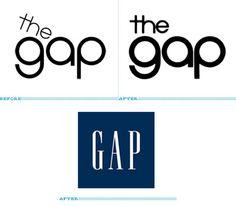 Mundo Das Marcas: GAP