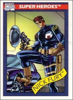 Nick Fury ('90)
