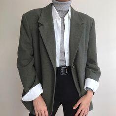 90s Fashion, Fashion Outfits, Womens Fashion, Fashion Trends, Outfits Pantalon Negro, Blazer, 90s Outfit, Mode Outfits, Fashion Stylist
