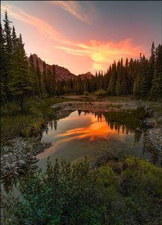 Calgary photographer Alexander Gubski by Alex Gubski - Photo 157595175 / Beautiful Sunset, Beautiful World, Beautiful Places, Beautiful Nature Scenes, Nature Pictures, Cool Pictures, Beautiful Pictures, Cool Photos, Landscape Photography