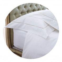 Occa-Hotel 220 Ladderstitch Bed Linen